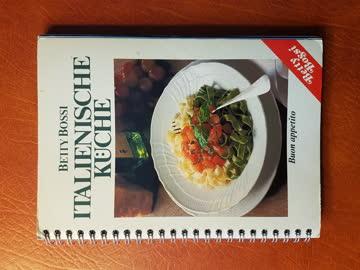 """Betty Bossi """"Italienische Küche"""""""
