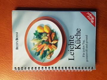 """Betty Bossi """"Leichte Küche"""""""