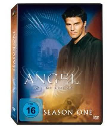 Angel Season 1 (6-Dvd-K)Sc [Import allemand]
