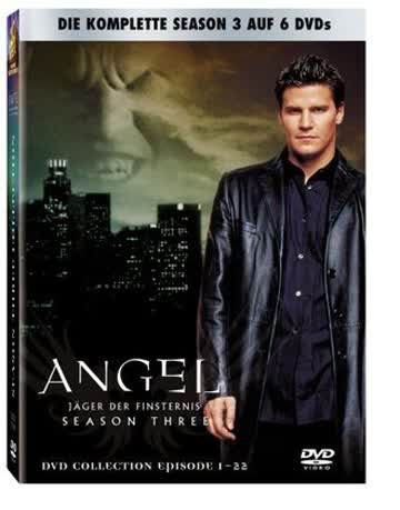 Angel - Jäger der Finsternis: Die komplette Season 3 [6 DVDs]