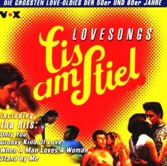 Various - Eis am Stiel-Lovesongs