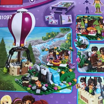 Lego Friends Tolle Ballon Fährt