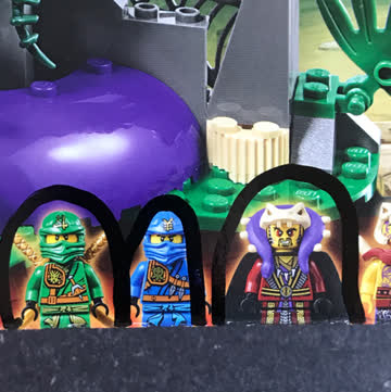 Lego Ninjago Der Schlangen Hört