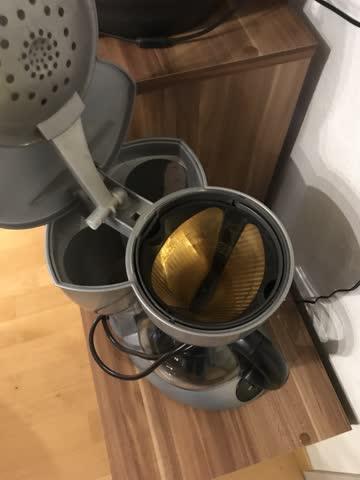 Trisa Filterkaffeemaschine mit Goldfilter