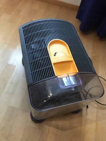 Luftreiniger/-befeuchter TopAir 2002 mit neuen Filtern