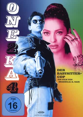 One 2 Ka 4 - Der Babysitter - Cop