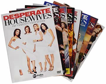 Desperate Housewives - Series 1-8 [UK Import]