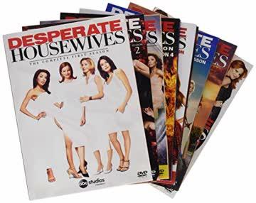 Desperate Housewives - Series 1-8 [UK Import]