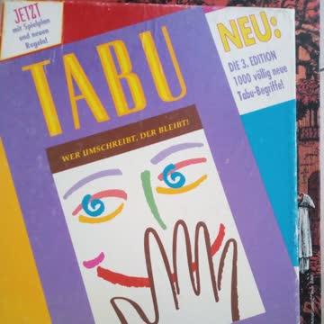 Tabu 3. Edition