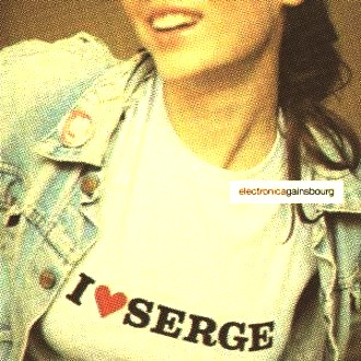Serge Gainsbourg - I Love Serge - Electronicagainsbourg