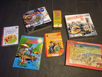 Top Paket Spielen und Lernen