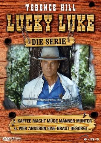 Lucky Luke/Serie 3 [Import allemand]