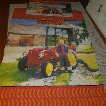 Kleiner Roter Traktor Bettwäsche