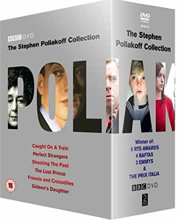 The Stephen Poliakoff BBC Collection Box UK Import ) 9 DVDs