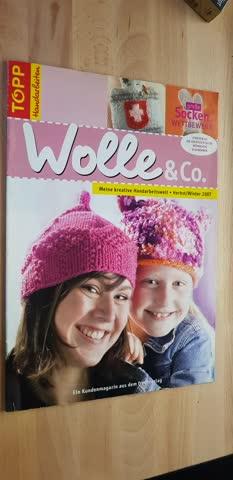 Wolle und co