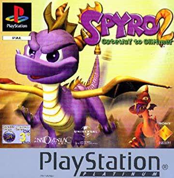 Spyro 2 - Gateway To Glimmer