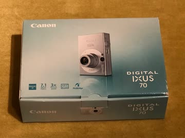 Canon IXUS 70 Digitalkamera