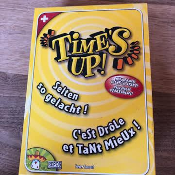 "Spiel ""Times UP!"""