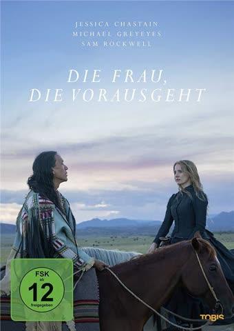 Die Frau, die voraus geht [DVD] [2017]