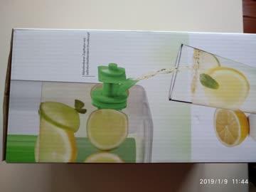 Getränkespender mit Kühlstick