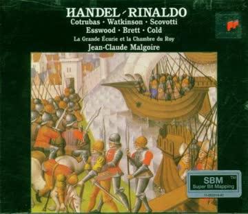 Cotrubas - Händel: Rinaldo (Gesamtaufnahme Paris 1977) [UK-Import]