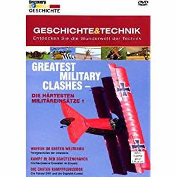 Discovery Geschichte & Technik - Die Härtesten Militäreinsät