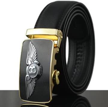 Herren Ledergurt - Bentley