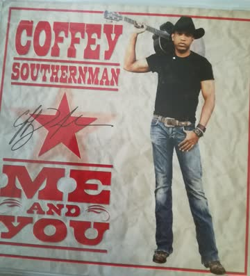 cd coffey (anderson) southernman - me an you