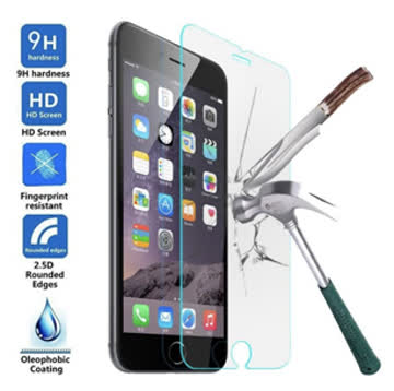Displayschutz iPhone 5/5S/5C/SE