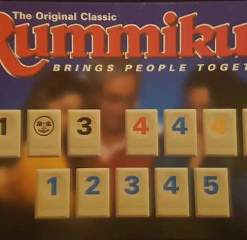 Rummikub, das Trendspiel