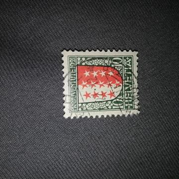 PRO Juventute 1921