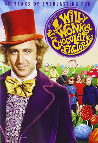 Willy Wonka & Chocolate Factory / (Aniv) [DVD] [Region 1] [NTSC] [US Import]