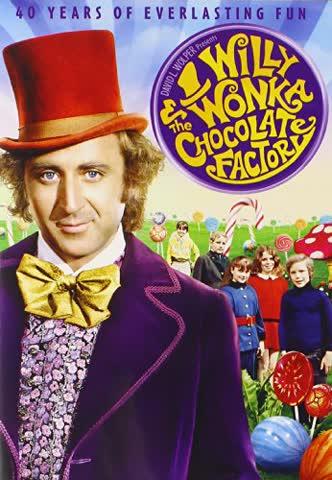 Willy Wonka & Chocolate Factory / (Aniv) [DVD] [Region 1] [NTSC] [US Import]
