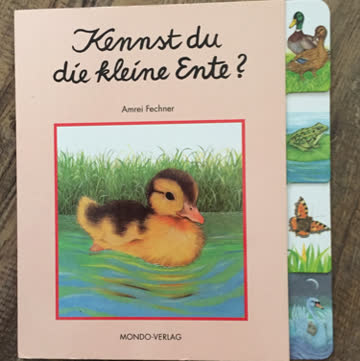 Kennst du die kleine Ente?