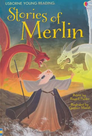 Young Reading 1: The Stories of Merlin (3.1 Young Reading Series One (Red))