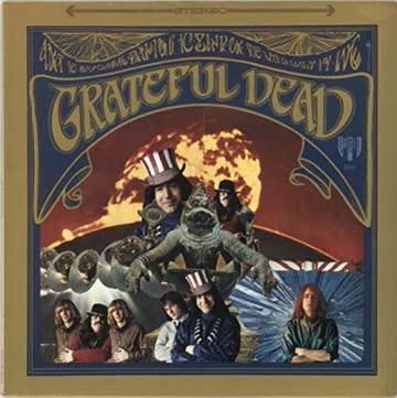 Grateful Dead - Gratefuld Dead [Vinyl LP] [Schallplatte]