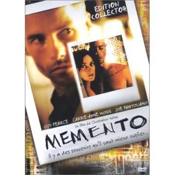 Memento - Édition Collector 2 DVD [FR Import]