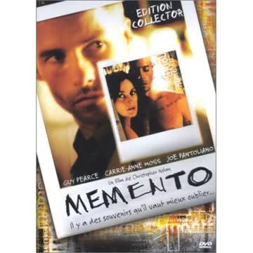 Memento - Édition Collector 2 DVD [FR Import]