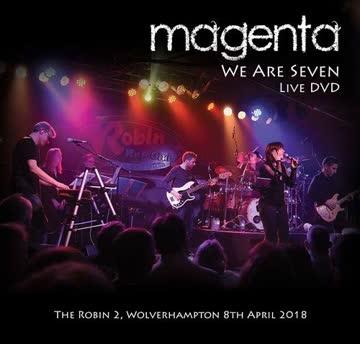 Magenta : We Are Seven Live 2018 2DVD