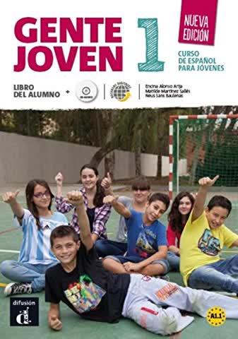 Gente Joven - Nueva edicion: Libro del alumno + CD 1 (A1.1) (Ele - Texto Español)