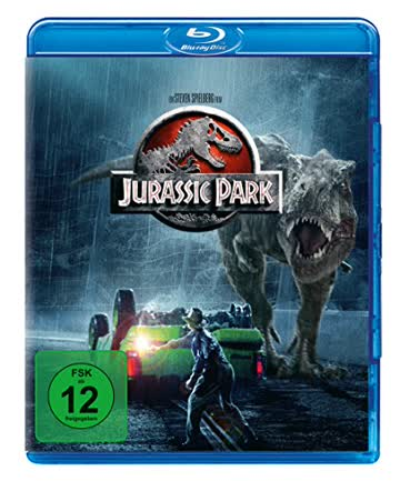 JURASSIC PARK -BD- - MOVIE