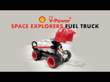 VEX Robotics Space Explorer: Fuel Truck - neu, OVP