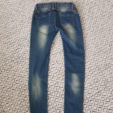 Wenig getragene strech jeans s,m