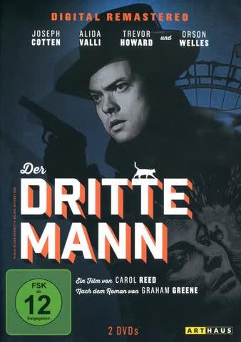 Der dritte Mann (Digital Remastered, 2 Discs) [Special Edition]