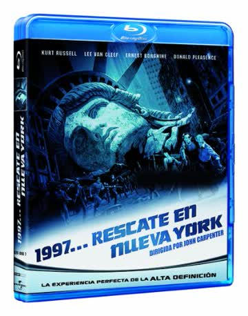 Escape From New York [Br] (Blu-Ray) (Import) (2009) Donald Pleasence; Ernest