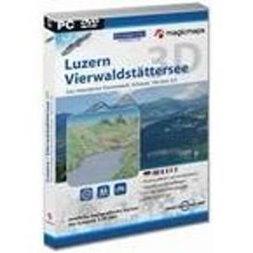Schweiz 3D Luzern/Vierwaldstätter See Version 2.0 (DVD-ROM)