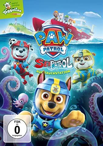 Paw Patrol - Sea Patrol auf Tauchstation