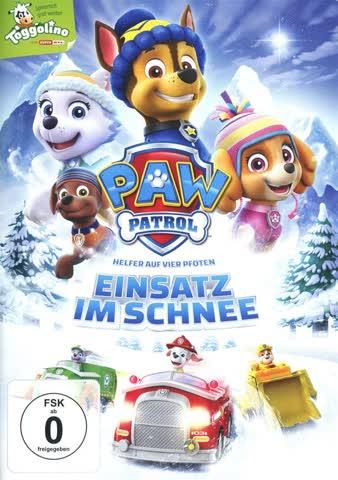 Paw Patrol - Einsatz im Schnee