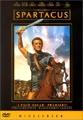SPARTAKUS - DOUGLAS KIRK [DVD] [1960]