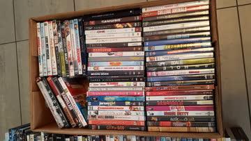 Über 200 DVD